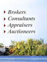 Brokers, Consultants, Appraisers, Auctioneers